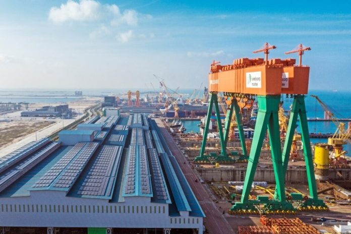 Sembcorp Marine And SP Group Partner To Integrate Solar Energy At Tuas Boulevard Yard