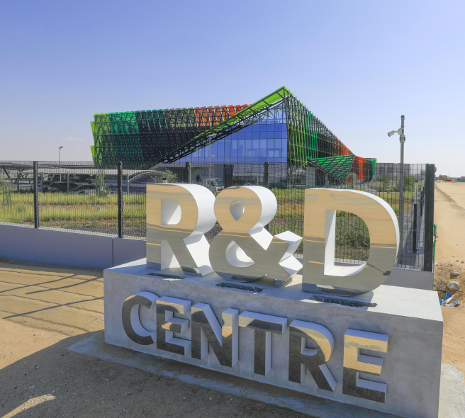 Collaboration of DEWA's R&D Centre and Stanford University