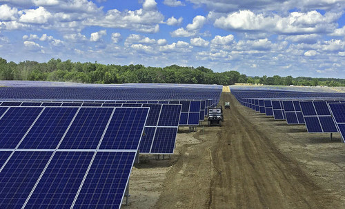 Sungrow Supplies The Largest Solar-plus-Storage Solution For Northern Africa Mining Site