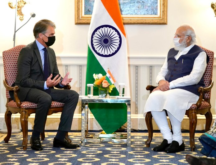 First Solar's CEO Met PM Narendra Modi To Discuss India's Solar Energy Potential