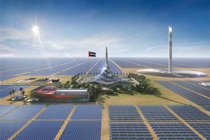 UAE Will Invest $163 Billion In Clean And Renewable Energy
