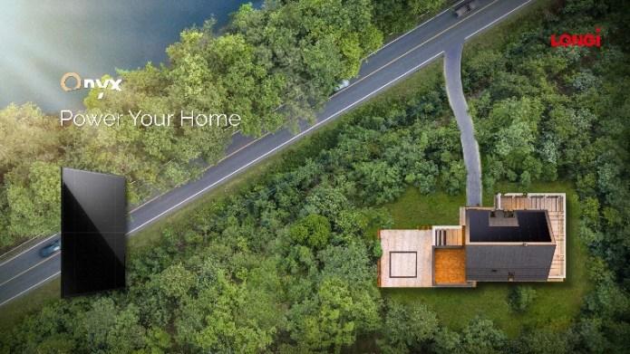 LONGi Unveils Its Premium Hi-RO Onyx Modules at Solar Solutions International 2021