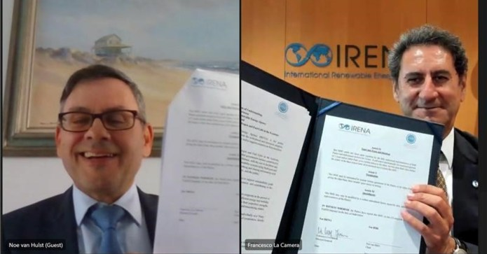 IRENA, IPHE Collaborate To Build Green Hydrogen Economy Globally