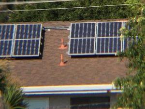 Solar Roof Jack