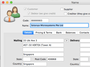 Mailing address2