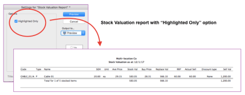 stock-valuation-report