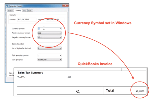 Currency Symbol on QuickBooks invoice 1.png