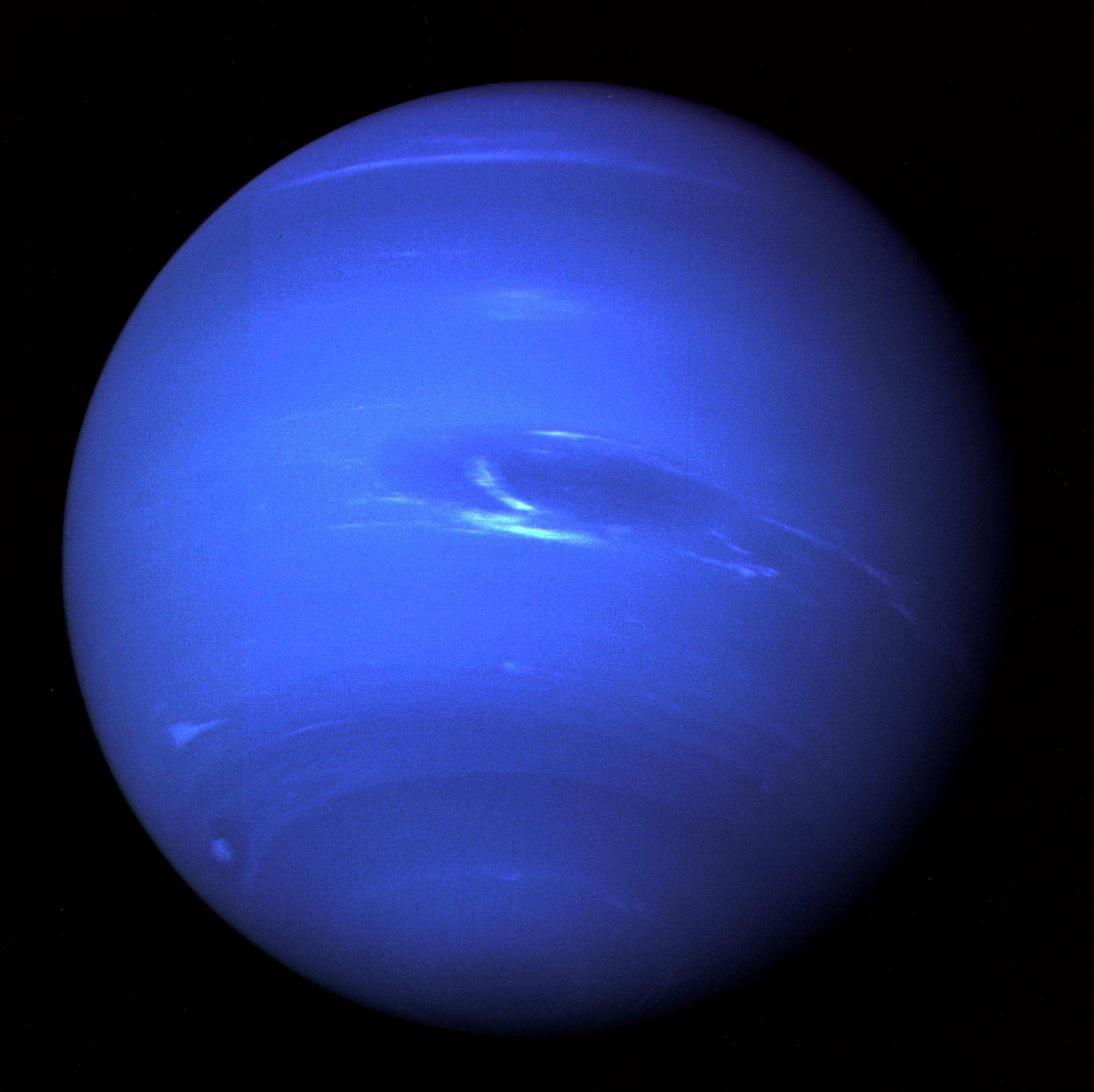 Neptune Full Disk View