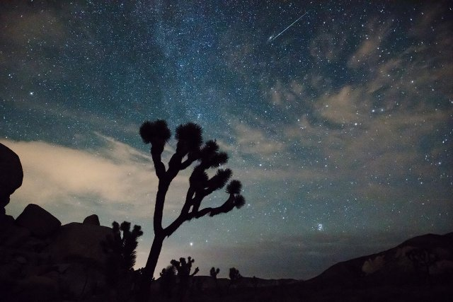 10 Things How To Photograph A Meteor Shower