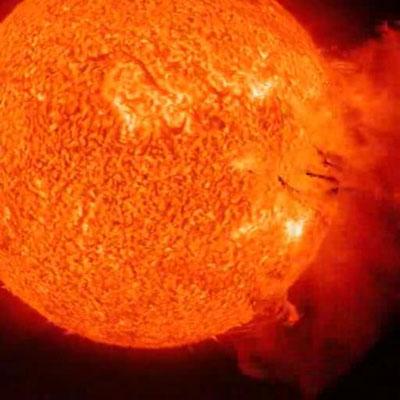 Solar Flare 6-7-2011