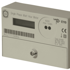 Sma Energy Meter Wiring Diagram H4 Led Bulb Landis And Gyr Single Phase Total Generation 100a