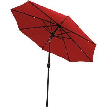 top 10 best patio umbrella with solar