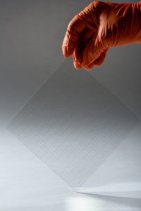 'Invisible Wires' Grid Transports Electricity Across the Surface of SolarWindow™ Coatings