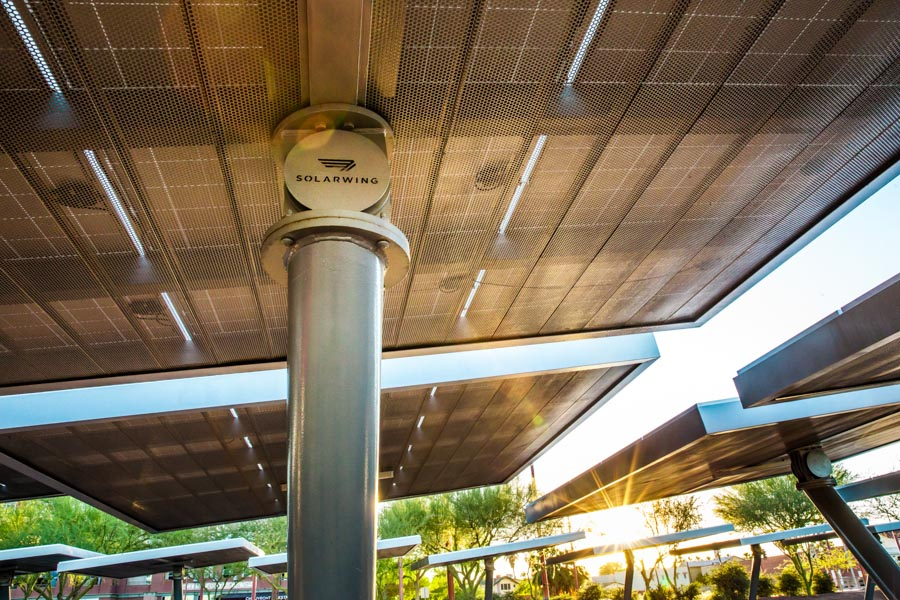 Solar  Solar Parking Canopy  Electric Vehicles  About