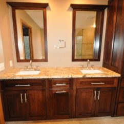 Drop In Kitchen Sinks Counter Bar Ideas Double Sink Bathroom Vanity Archives - Faucets | Mosaic ...