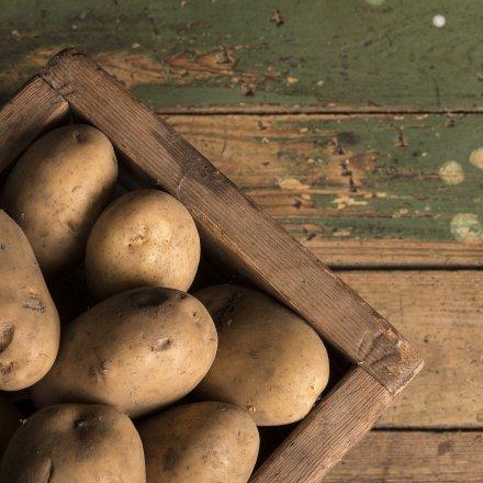 Bio-Kartoffeln, Demeter