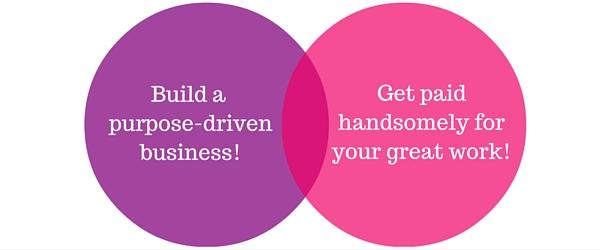 Build a purpose-drivenbusiness