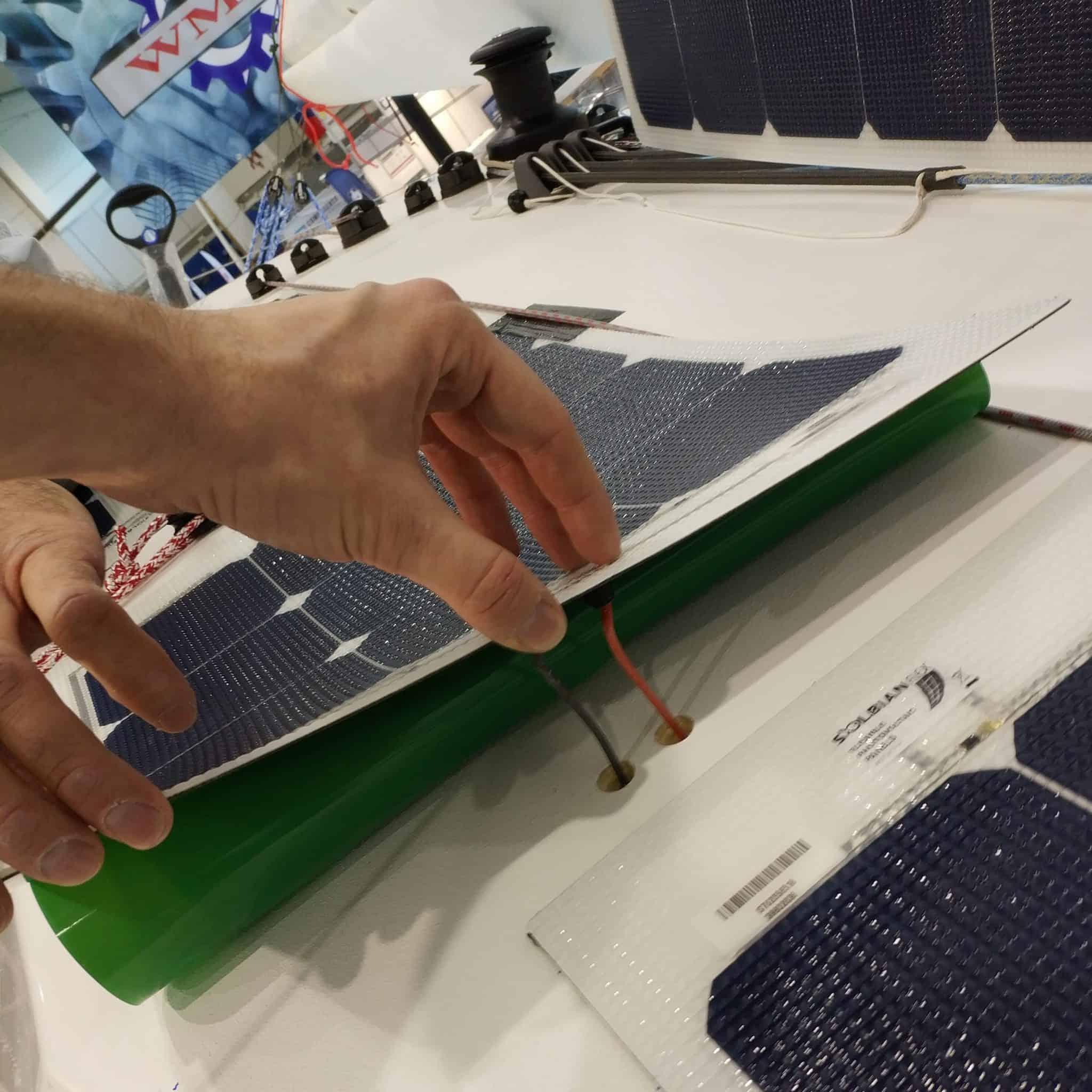 idb idbmarine maxi-650 minitransat solar solbian mini 6.50