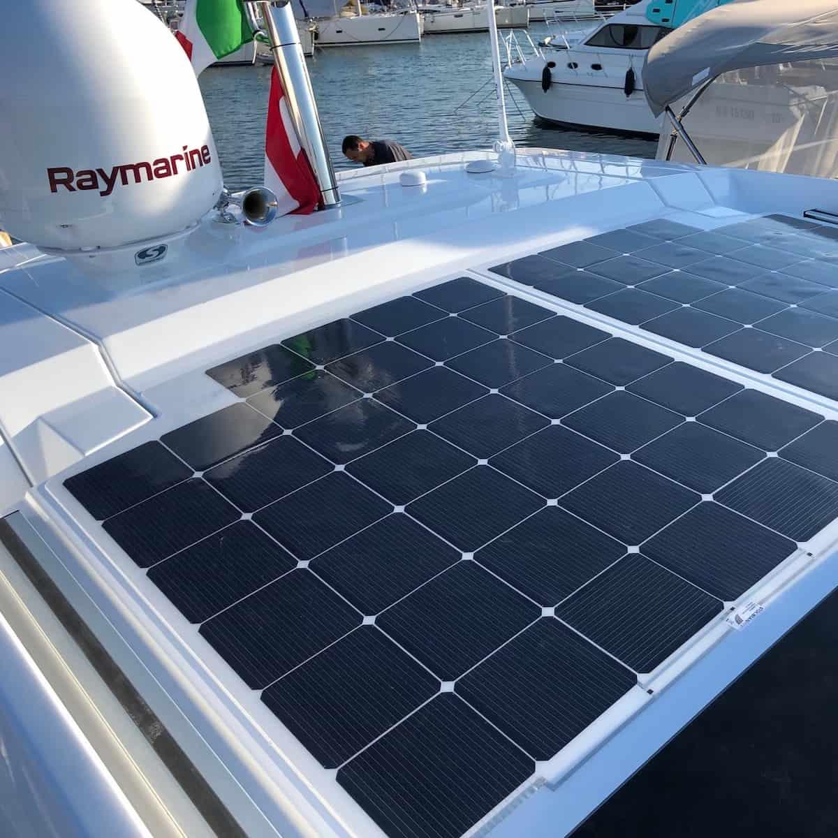 Jeanneau NC 37 Motorboot Solar Solbian