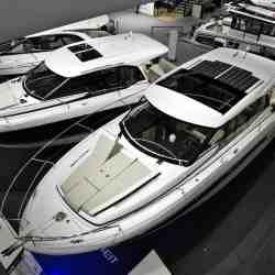 Jeanneau NC 37 motorboat motoryacht Solar Solbian
