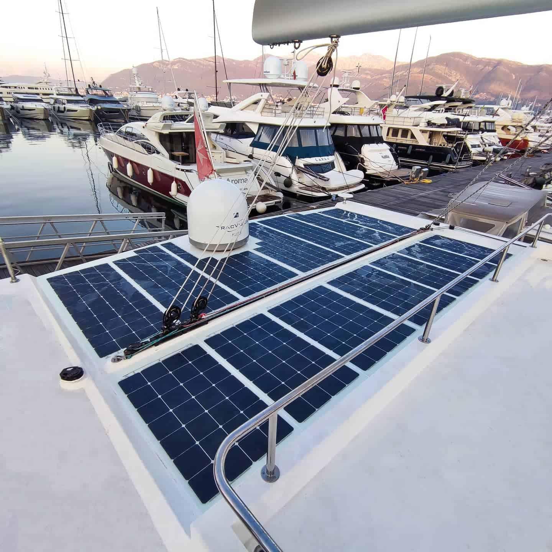 Sunreef 58 Catamaran Solar Solbian