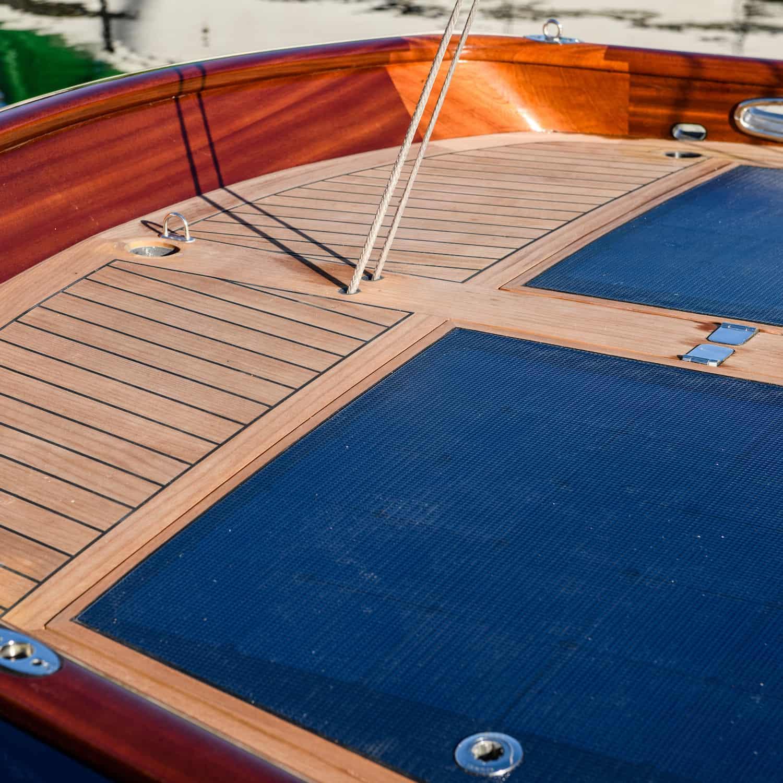 Solbian Solar Spirit Yachts 44CR(e) 44CR cruiser racer sailboat Oceanvolt