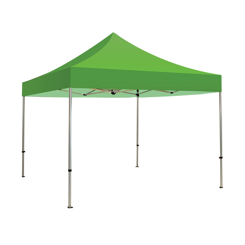 casita 10 ft stock blue canopy blank package - Green Canopy 2016
