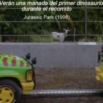 frases jurassic park