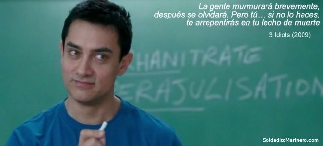 3 idiots frases