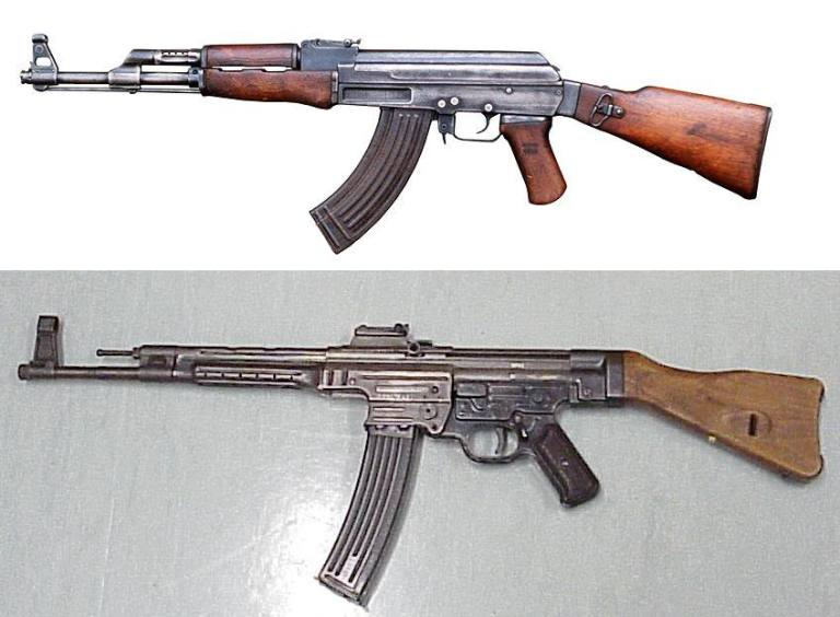 ak-47 stg-44 ак 47
