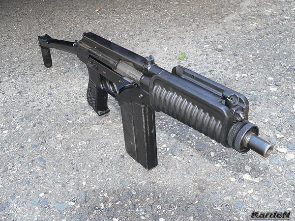 Автомат 9А-91