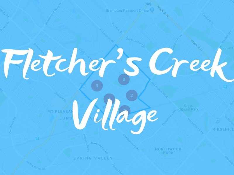 Fletcher's Creek Village Neighbourhood Properties for Sale