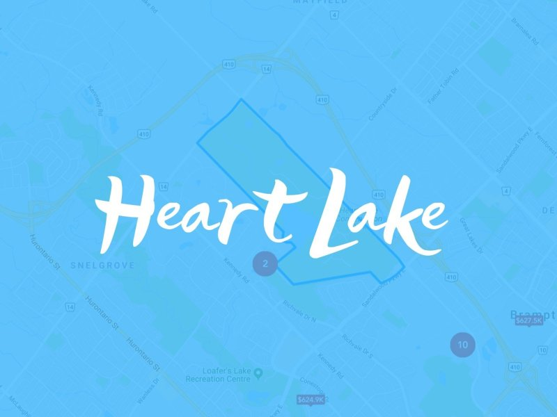 Heart Lake Neighbourhood Properties for Sale
