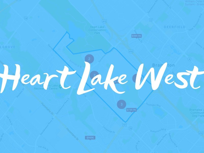 Heart Lake West Neighbourhood Properties for Sale