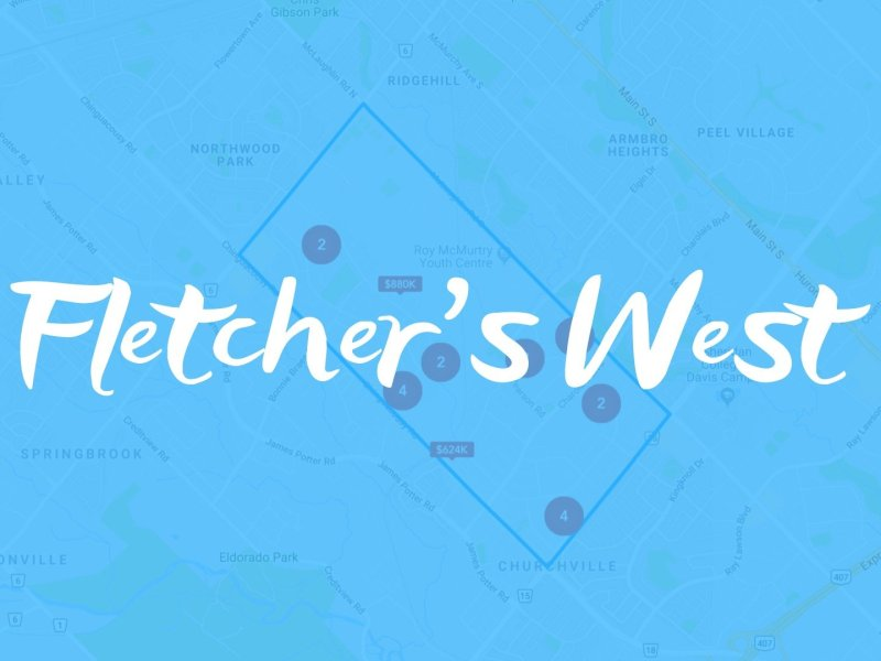 Fletcher's West Neighbourhood Properties for Sale
