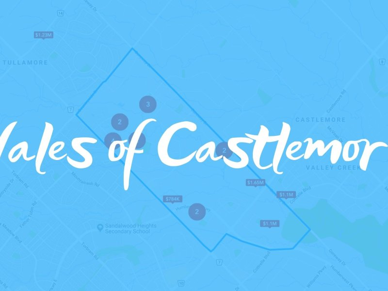 Vales of Castlemore Neighbourhood Properties for sale