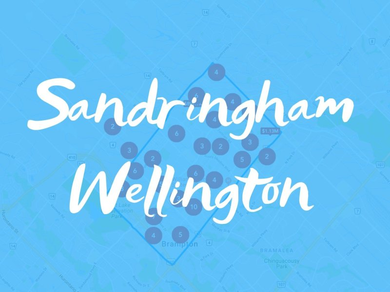 Sandringham Wellington Neighbourhood Properties for Sale