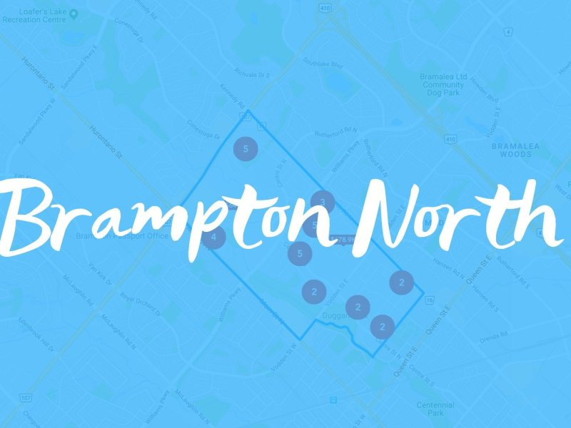 Brampton North Neighbourhood Properties for sale