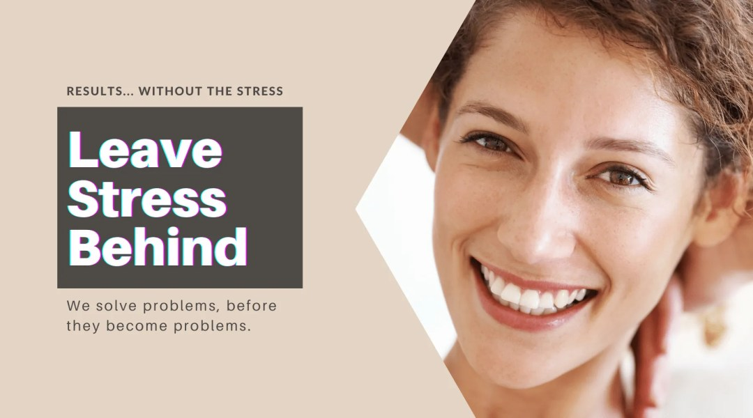 Leave Stress Behind