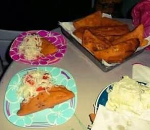 nicaraguenses enchiladas