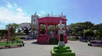 Rivas central park