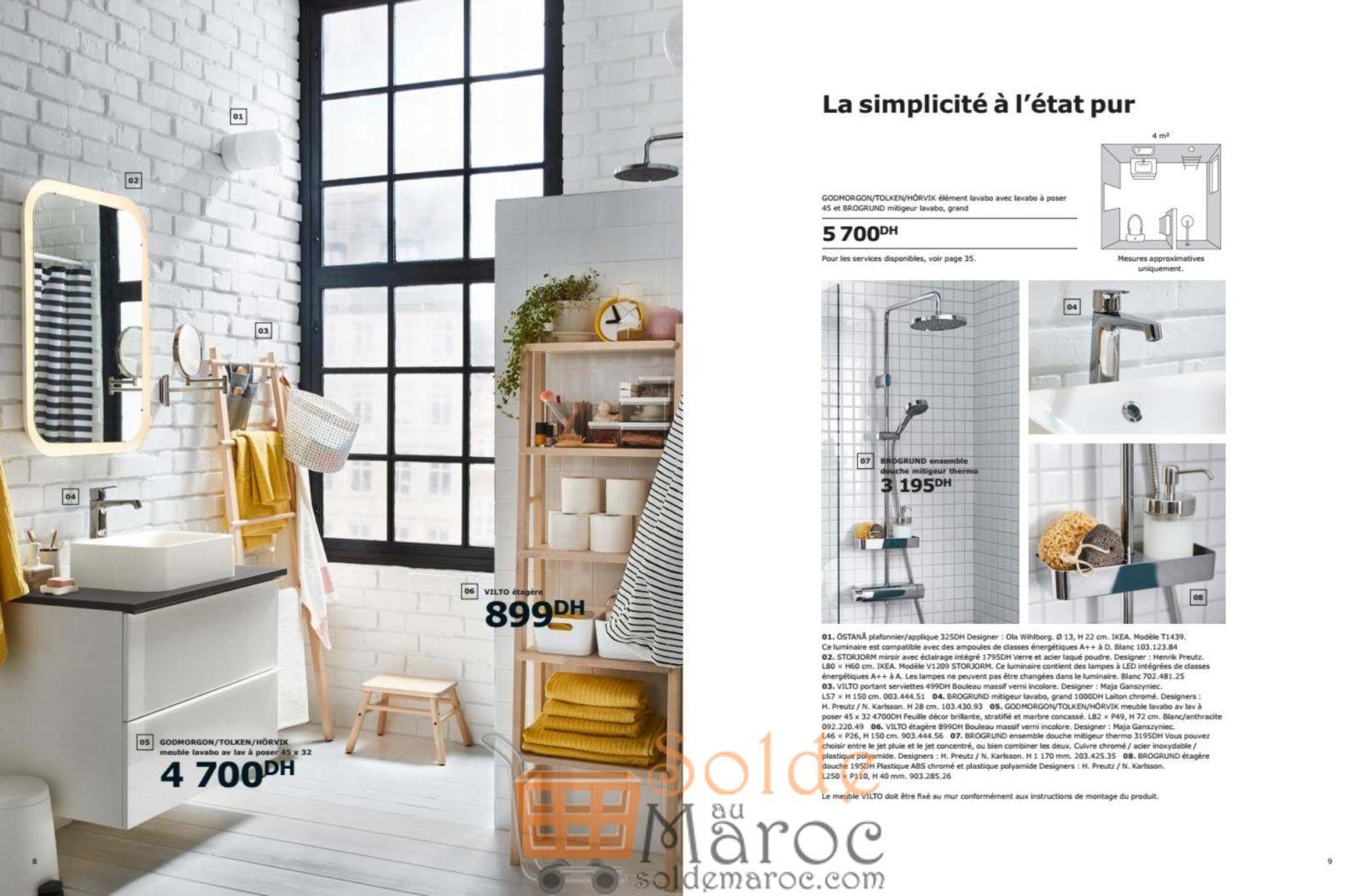 Meuble Salle De Bain Ikea Maroc 32 Ambiances Du Catalogue Ikea 2015