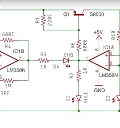 simple mobile charger circuit diagram [ 1539 x 690 Pixel ]