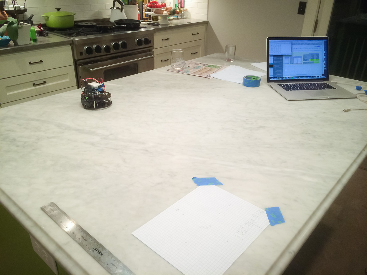 Navbot Measuring And Correcting Systematic Errors With The Umbmark Test