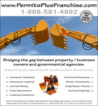 Permits Plus – Franchise Campaign
