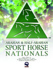Logo Design Arabian Horse Association Sport Horse Nationals