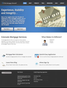 The Mortgage Network Online Website