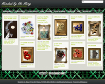Blinded By The Bling Custom Jewelry Website