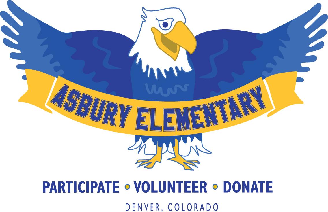 Asbury Elementary School Logo Design