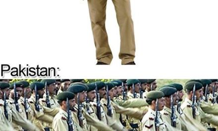 Khaki – for Pakistan and rest of the world